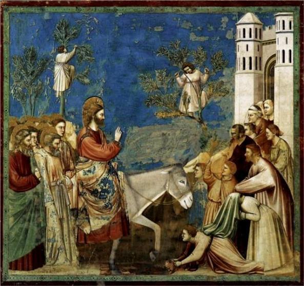 Crucifying the King