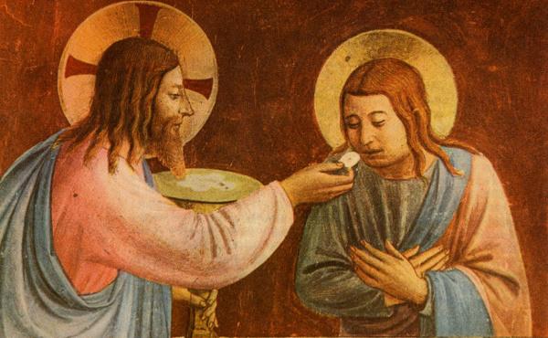 The Eucharist & the Way of Understanding