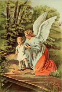 Having an Adult Relationship With Your Guardian Angel   WCU