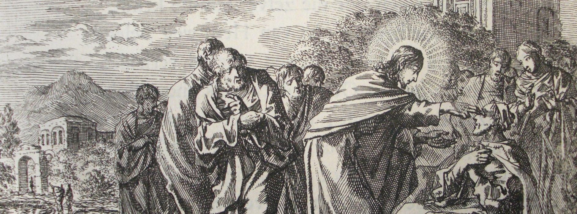 On Spiritual Blindness