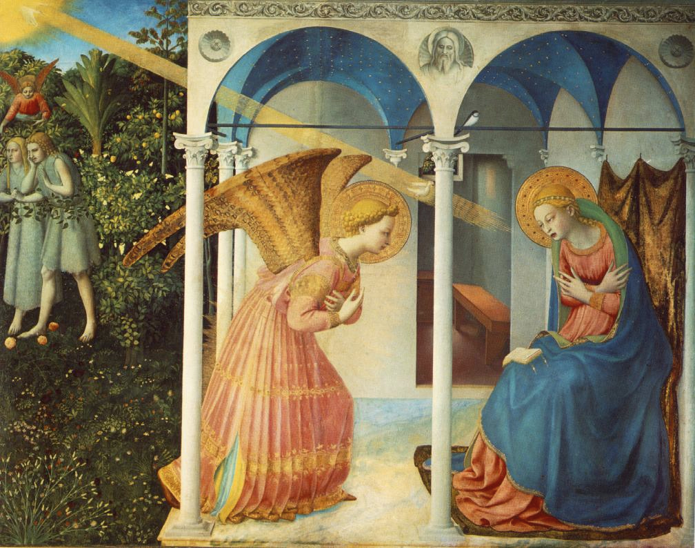 Holy Hour for the Annunciation