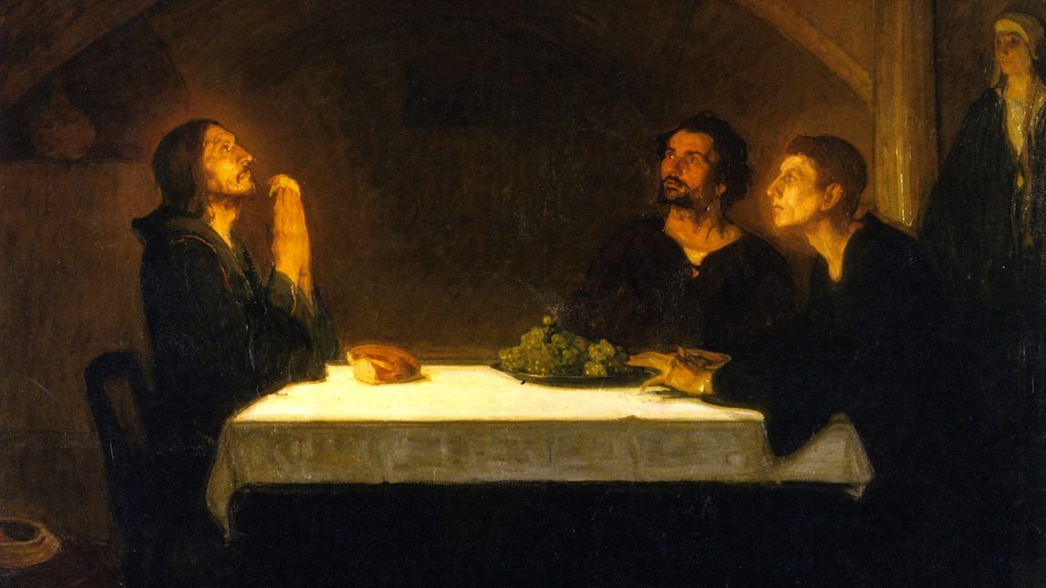 Emmaus & the Early Mass