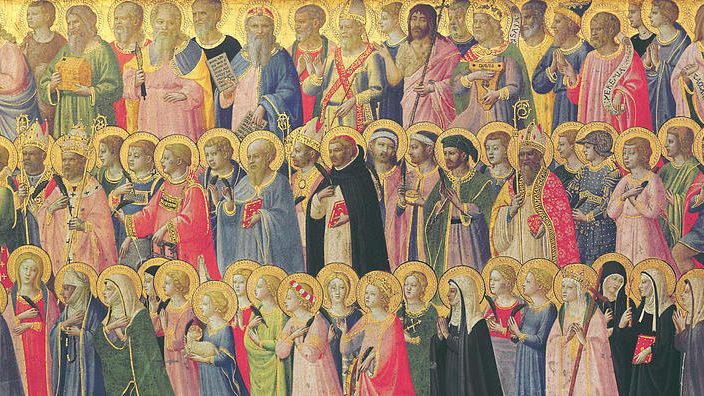 Hallowtide & the Communion of the Saints