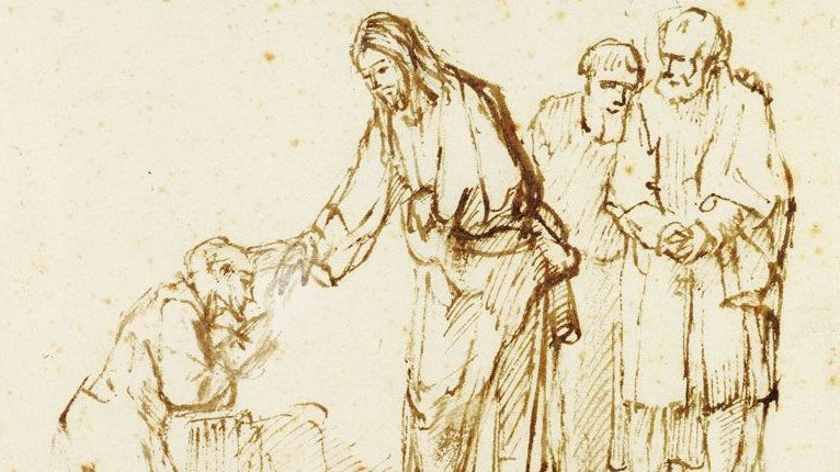 Minute Homily: Show Yourself to the Priest