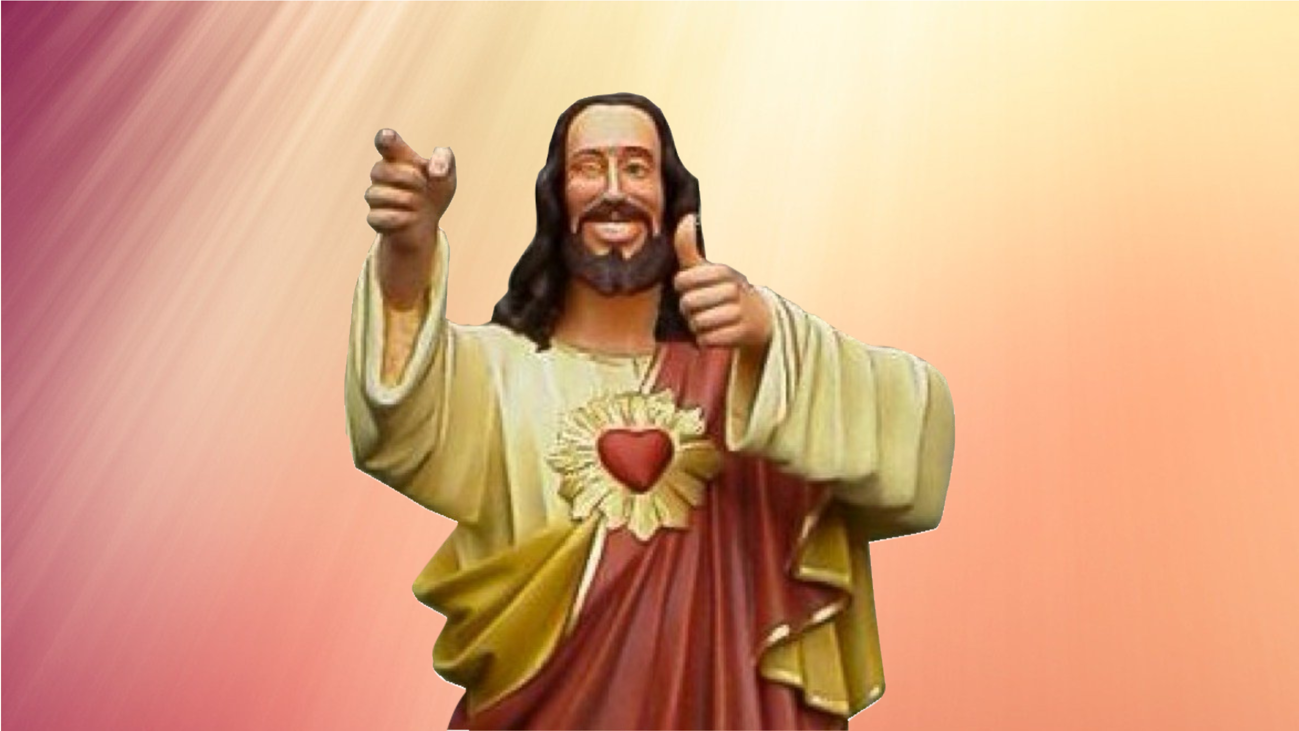 Want to be happy? Be like Jesus!