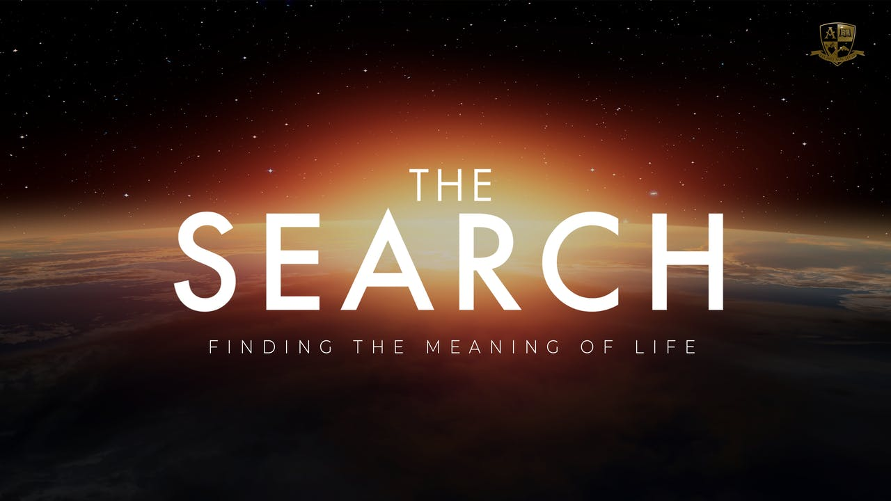 "Join us in ""The Search"" this Lent"