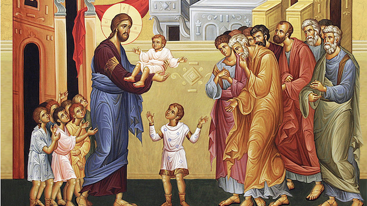 Saints & Angels & Little Children